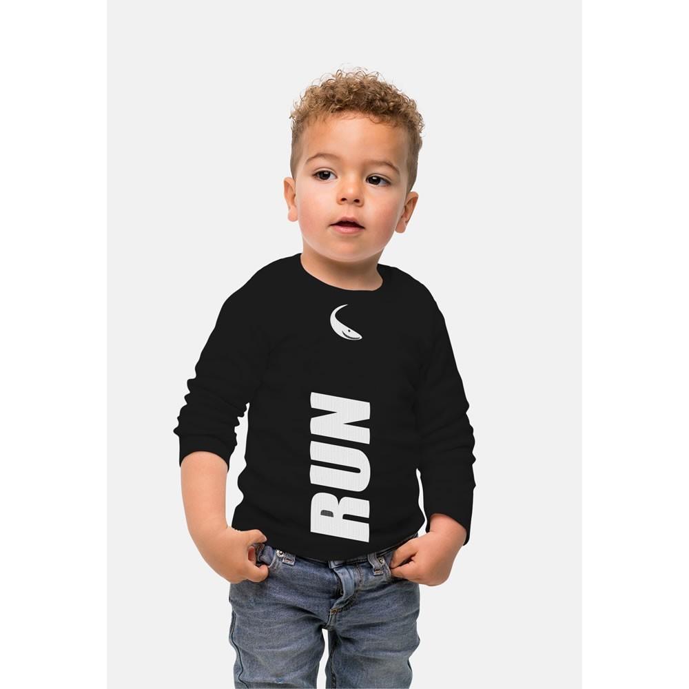 Camisa Proteção Solar UV-50+ Praia e Piscina - Peixinho - Infantil  - Loja do Competidor