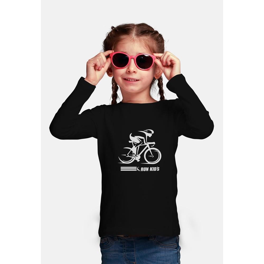 Camisa Proteção Solar UV-50+ Praia e Piscina - Run Kids Bike - Infantil