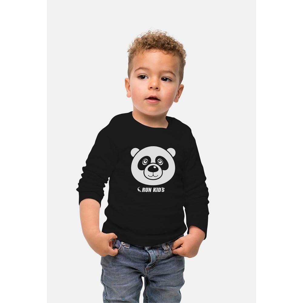 Camisa Proteção Solar UV-50+ Praia e Piscina - Run Kids Ursinho - Infantil