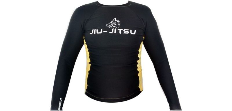 Camisa Rash Guard - Manga Longa - Uppercut  - Loja do Competidor
