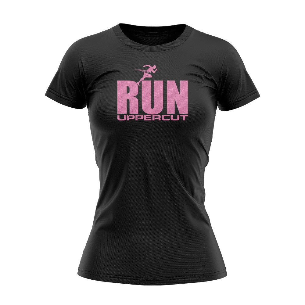 Camiseta Corrida Run Dry Fit UV-50+ - Feminina