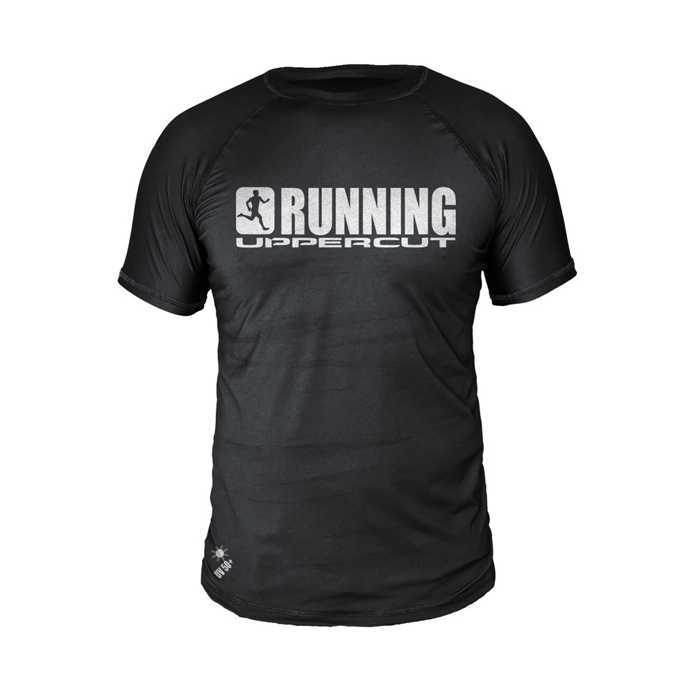 Camiseta Corrida Runner Dry Fit UV-50+ - Uppercut