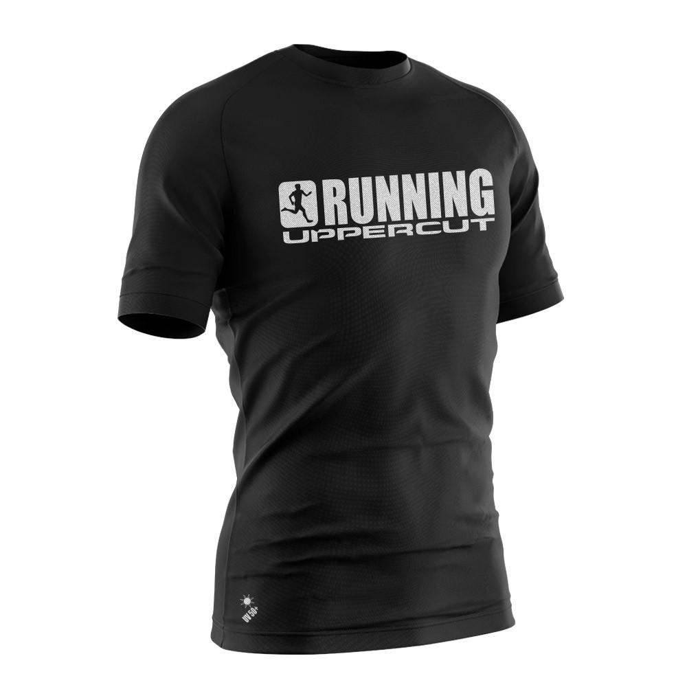 Camiseta Corrida Runner Dry Fit UV-50+ - Uppercut  - Loja do Competidor