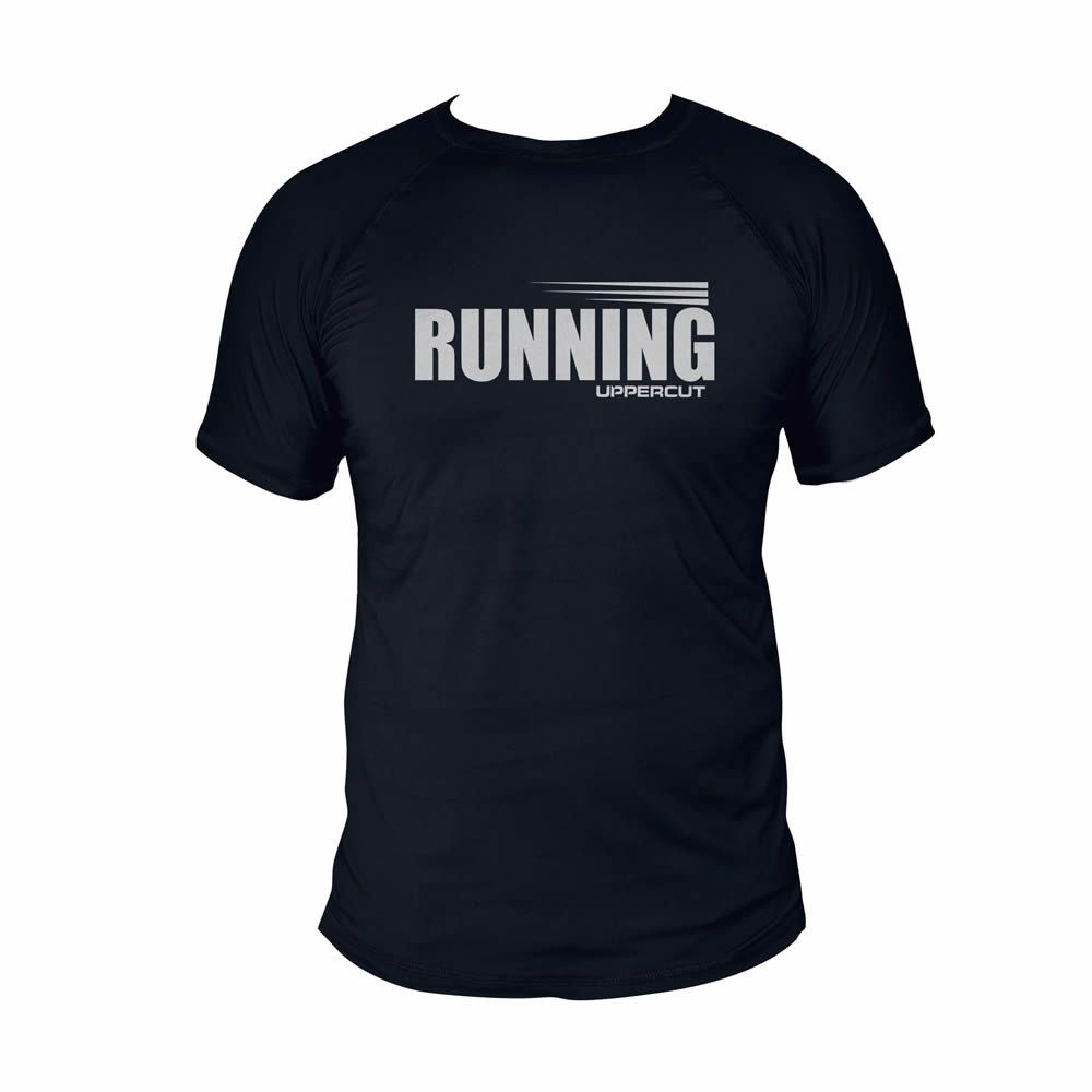 Camiseta Corrida Running Dry Fit UV-50+ - Uppercut