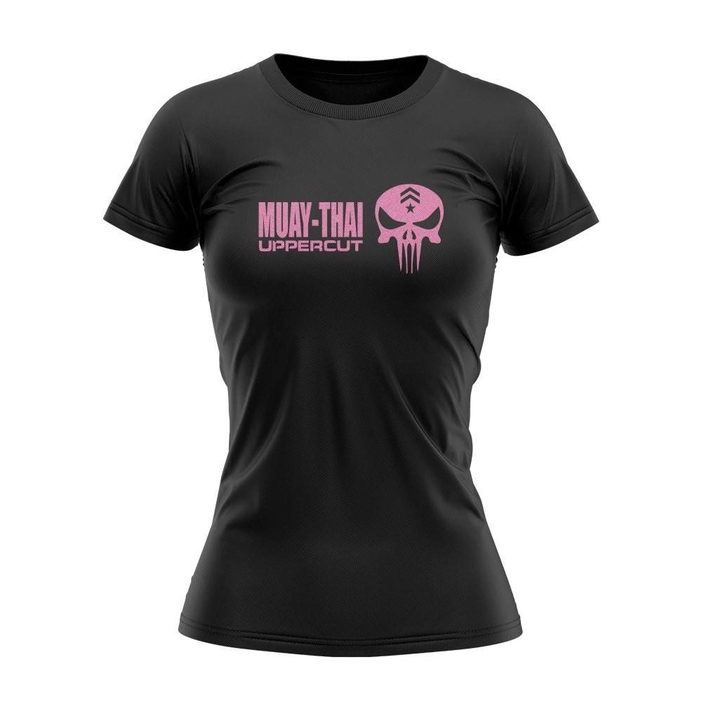 Camiseta Muay Thai Dry Fit UV-50+  - War - Feminina