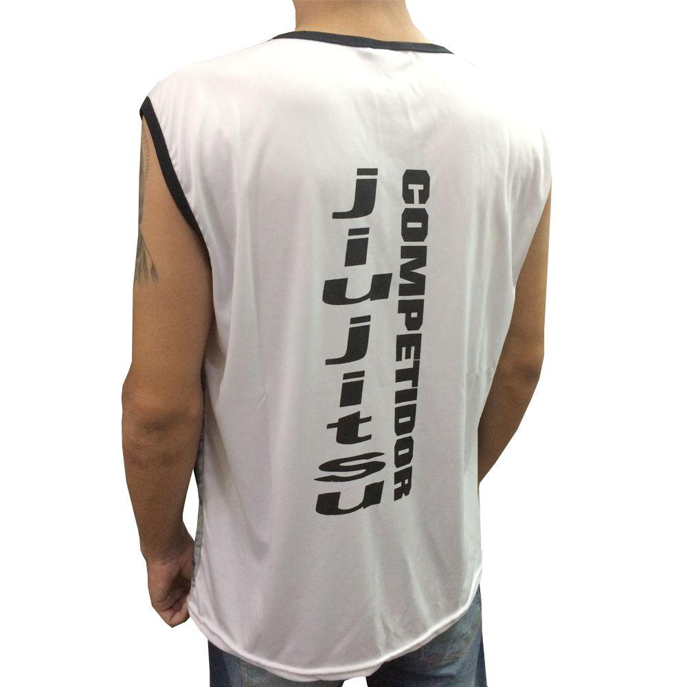 Camiseta Regata Jiu Jitsu Skull - Duelo Fight  - Loja do Competidor