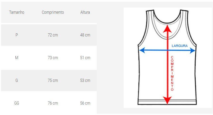 Camiseta Regata - Jiu Jitsu Uppercut Team - Branco - Uppercut .  - Loja do Competidor
