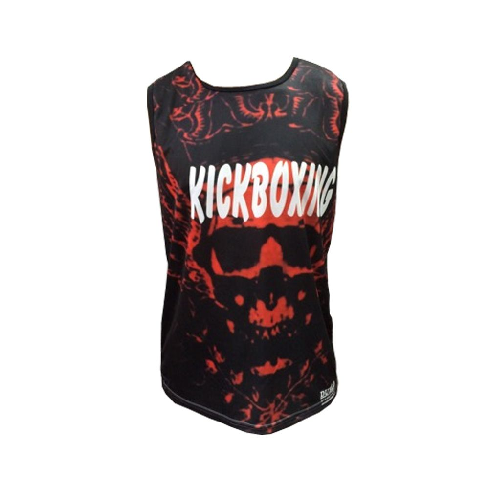 Camiseta/Regata - Kickboxing- Blood - Duelo Fight .  - Loja do Competidor
