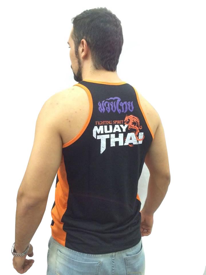 Camiseta/Regata - Muay Thai Dragon Spirit - Toriuk .  - Loja do Competidor