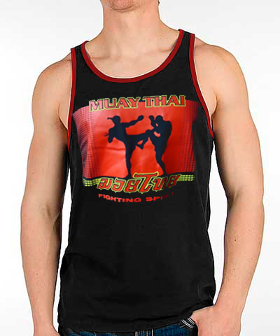 Camiseta/Regata -Muay Thai Fighting Spirit - Toriuk