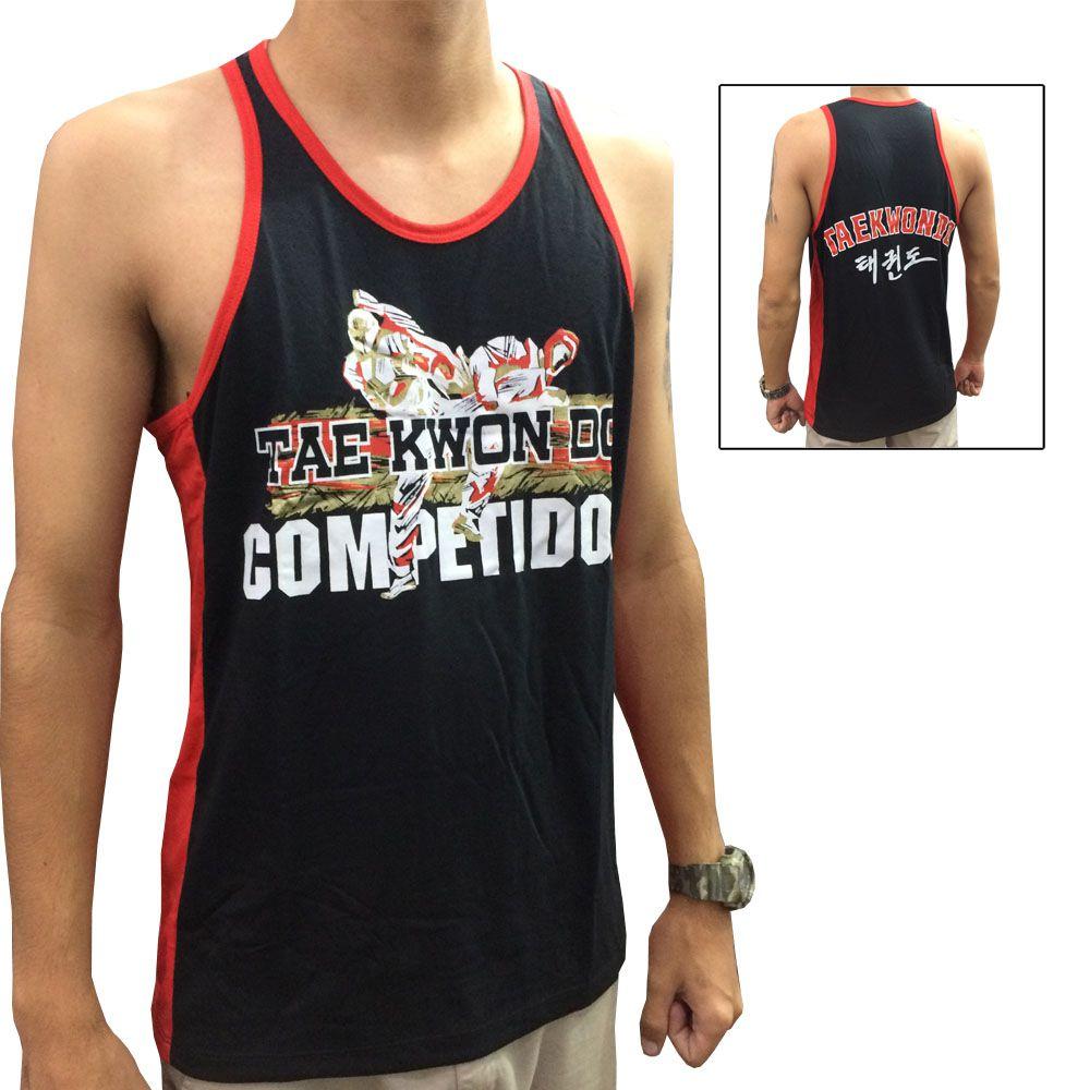 Camiseta Regata - Taekwondo Competidor - Toriuk