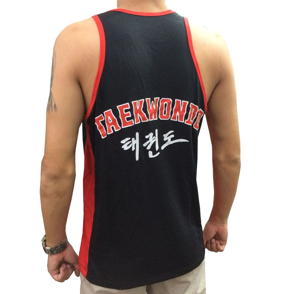 Camiseta Regata - Taekwondo Competidor - Toriuk  - Loja do Competidor