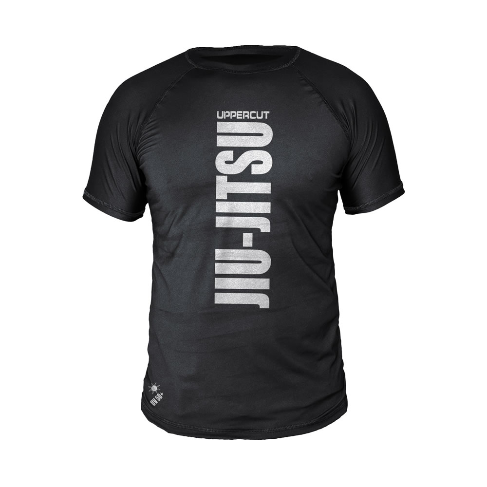 Camiseta Jiu Jitsu Vertical - Dry Fit UV-50+ - Uppercut
