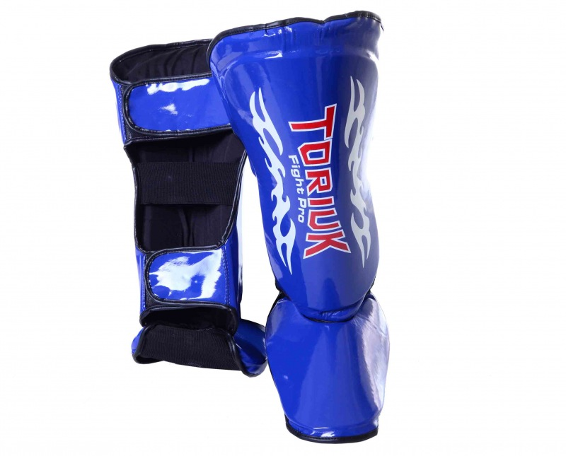 Caneleiras Kick Boxing/Muay Thai Tribal com Peito de Pé Fixo - Profissional - Toriuk - Frete Grátis  - Loja do Competidor