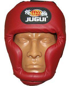 Capacete Boxe Fechado - Jugui .