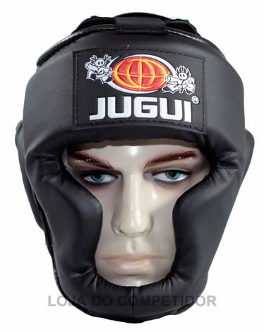 Capacete Boxe Fechado - Jugui .  - Loja do Competidor