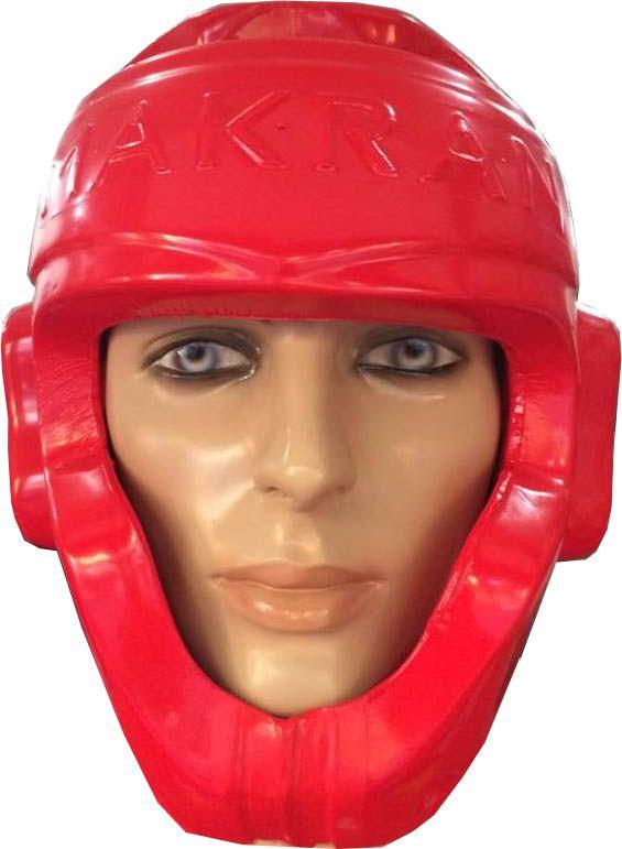 Capacete Boxe/Kickboxing/Muay Thai - Fechado - Makran  - Loja do Competidor