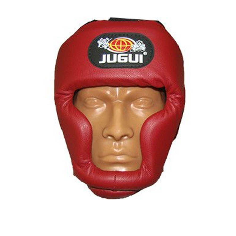 Capacete Kick Boxe Muay Thai - Fechado - Jugui -