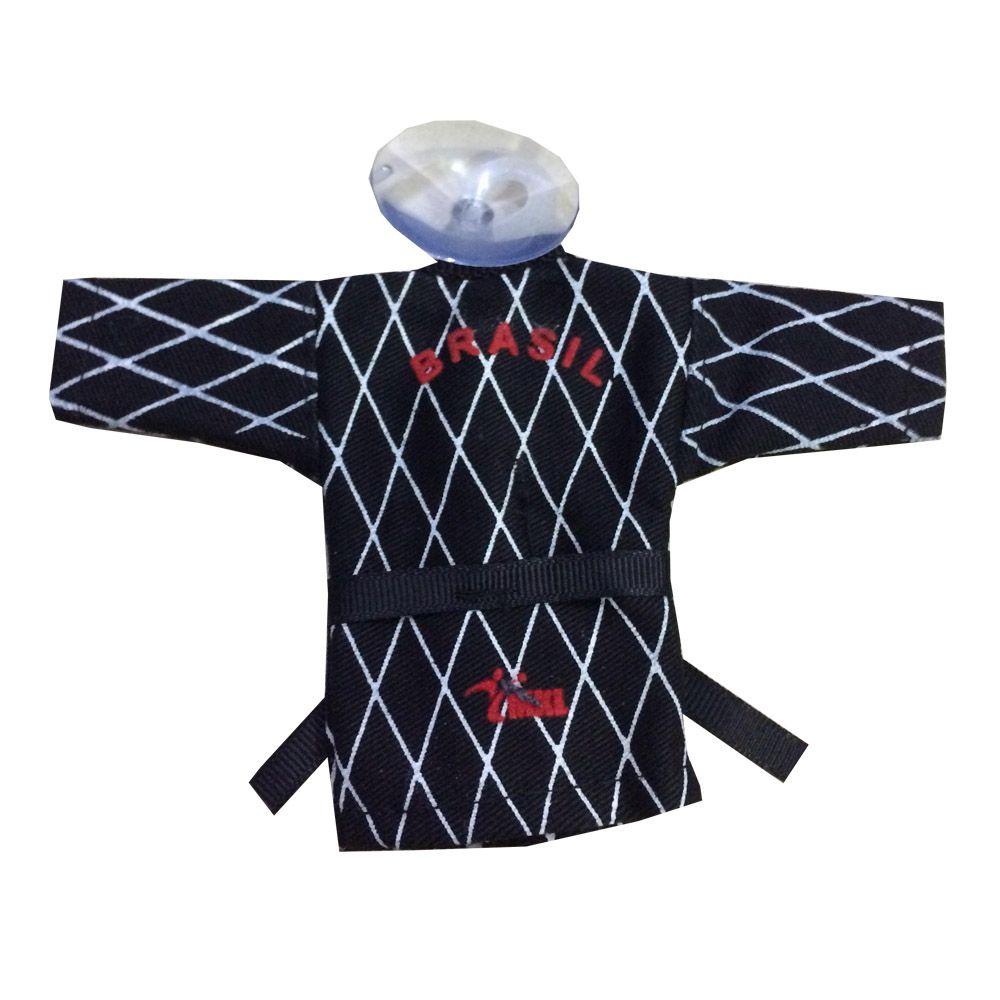 Chaveiro Mini Dobok / Kimono- Taekwondo  - Loja do Competidor
