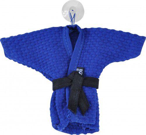 Chaveiro Mini-Kimono - Jiu Jitsu/Judo - Shiroi .