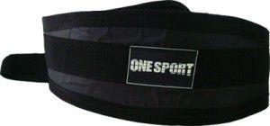 Cinto de Proteção Lombar para Musculação e Esportes Afins -