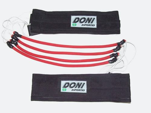 Cinto de Tração Duplo para treino Funcional -  Doni -