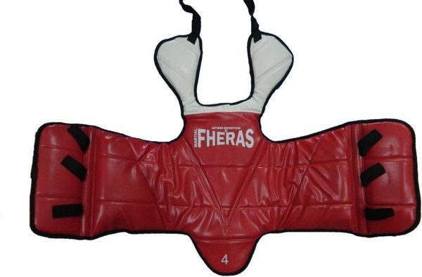 Colete Protetor de Tórax - Cordas - WTF - Fheras -