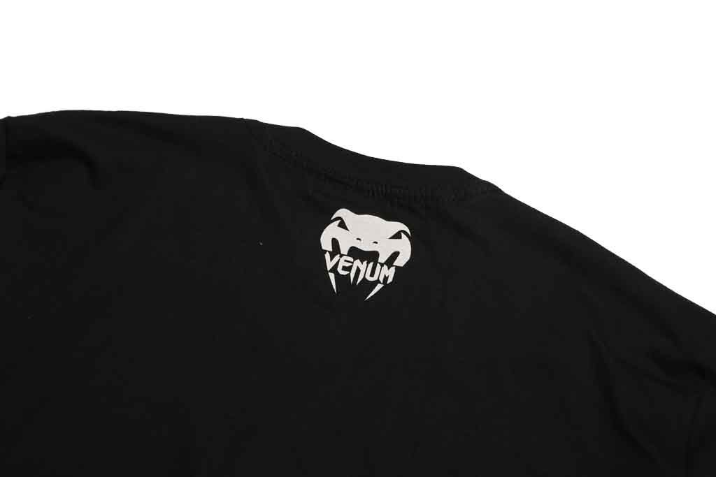 Camisa Camiseta Snakeman - Preto - Venum -  - Loja do Competidor
