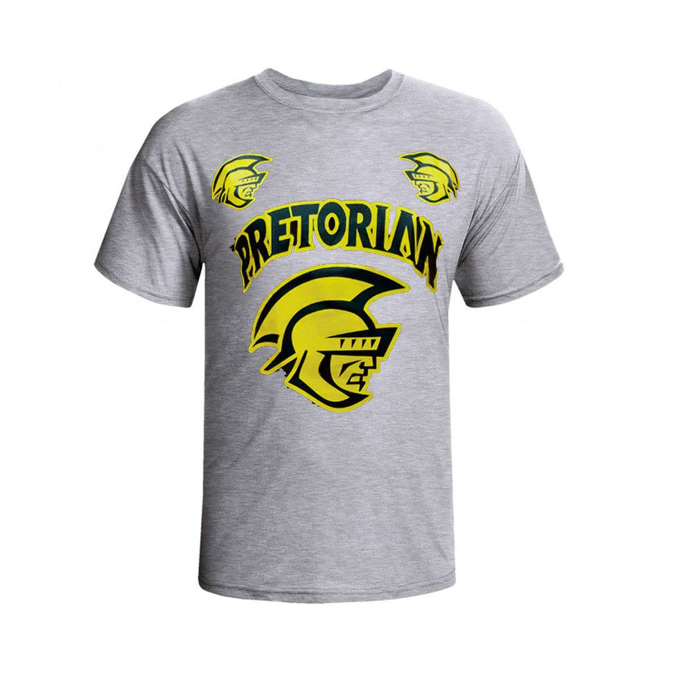 Camisa/Camiseta - Spartan - Cinza - Pretorian .  - Loja do Competidor