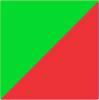 Verde - Vermelho