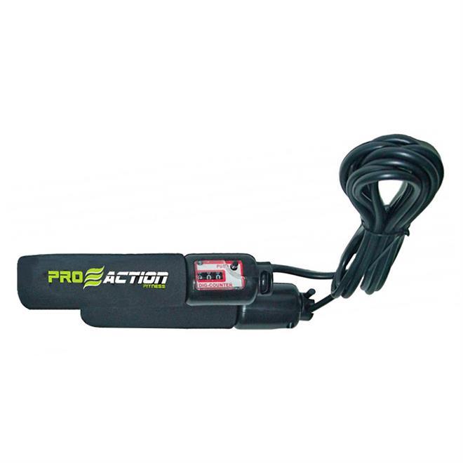 Corda de Pular com Contador - 2,75m - Pro Action  - Loja do Competidor