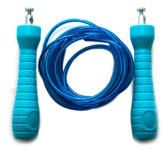 Corda de Pular Cross Fit - Speed Rope - 2,70m - TRK  - Loja do Competidor