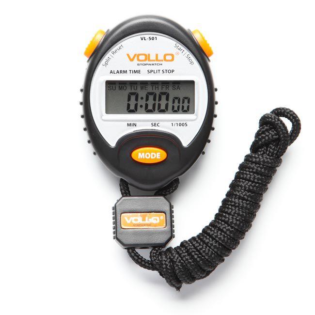 Cronômetro Progressivo -Vollo - VL501  - Loja do Competidor