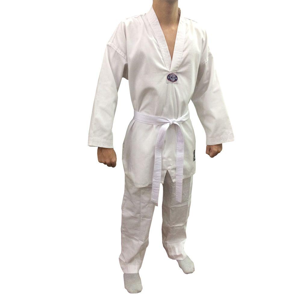 Dobok/Kimono Taekwondo - Leve Com Faixa- Infantil - Sung Ja .  - Loja do Competidor