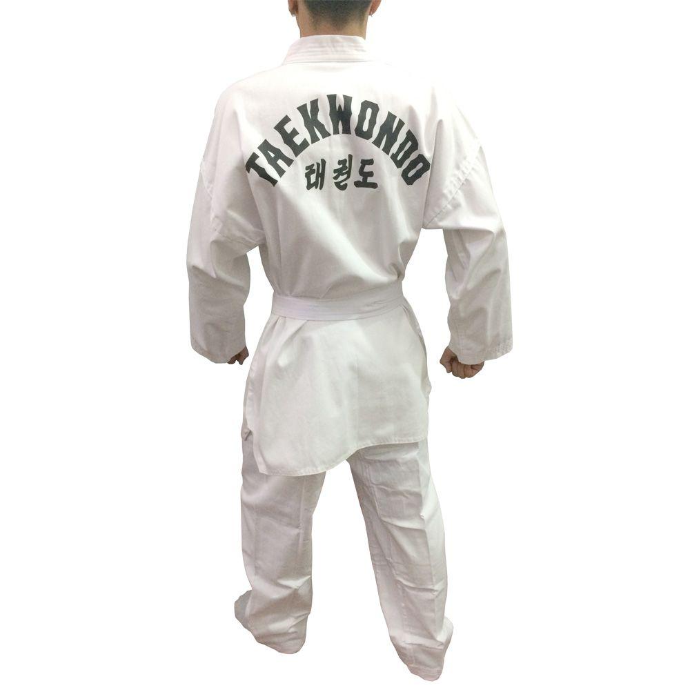 Dobok / Kimono Taekwondo - Leve Com Faixa- Taekwondo - Adulto - Sung Ja .  - Loja do Competidor