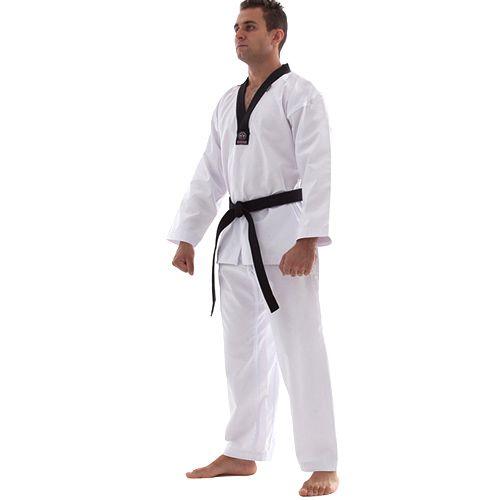 Dobok / Kimono Taekwondo PA - Competição - Branco - Adulto - Shiroi