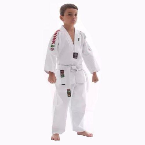 Dobok / Kimono Taekwondo Start - Branco - Infantil- Shiroi