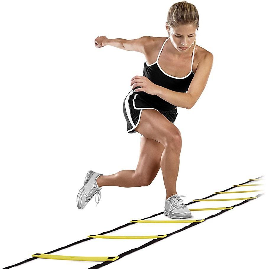 Escada de Agilidade - 10 Degraus - 4,5m - Treino Funcional - TRK -  - Loja do Competidor