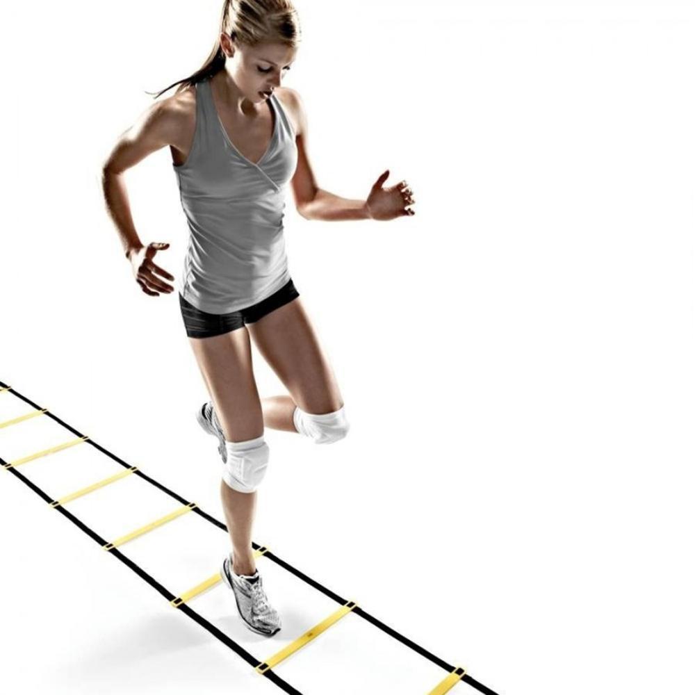 Escada de Agilidade - Dupla 20 Degraus - TRK -  - Loja do Competidor