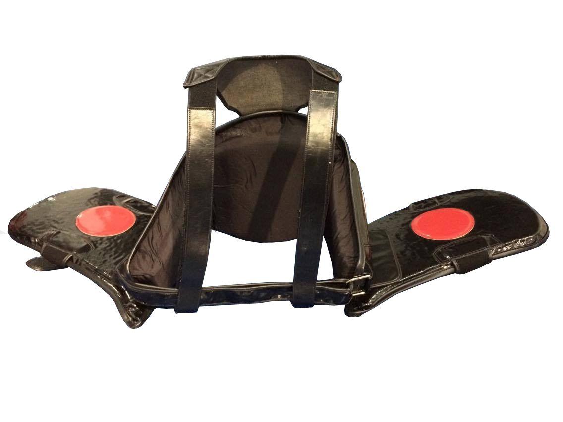Escudo/ Protetor Abdominal ROBOCOP Proteção de Coxas - Toriuk  - Loja do Competidor