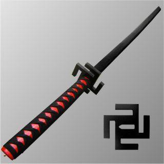 Espada Bleach Lâmina Negra - Zangetsu - Kurosaki Ichigo - Cosplay .  - Loja do Competidor