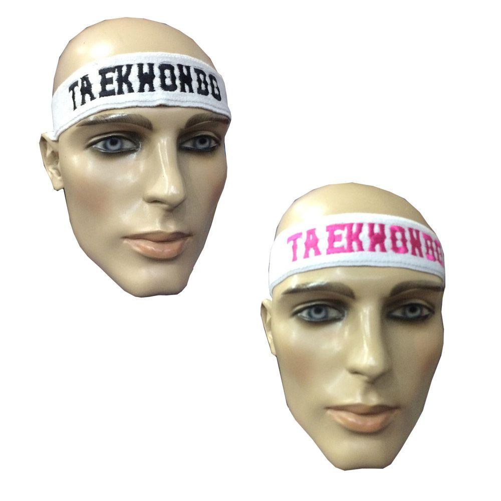Faixa de Cabelo - Taekwondo - MKL