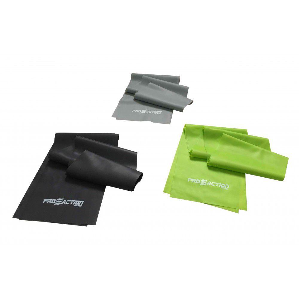 Faixa Elastica Super Band - Tensão Leve - 1,20m - Verde