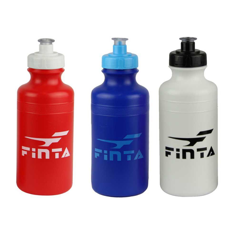 Garrafa Squeeze  Plástico- 500 ml - Diversas Cores - Unidade- Finta