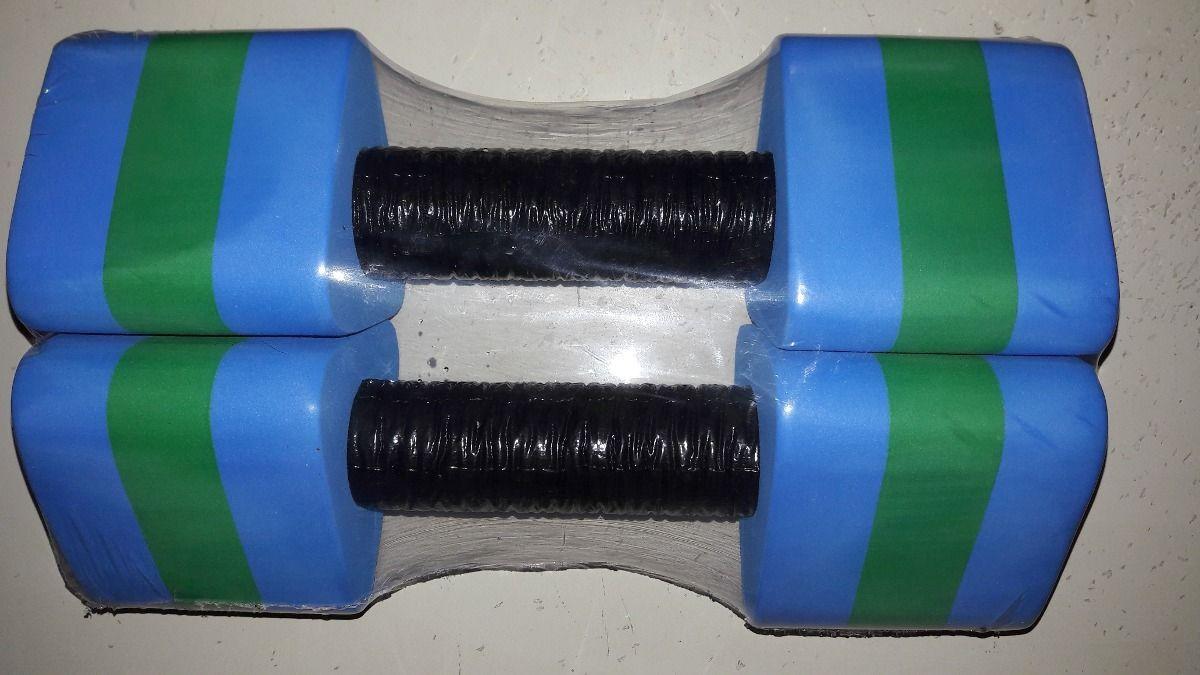 Halteres de Hidroginástica - 1 a 2 Kg - EVA - Par  - Loja do Competidor