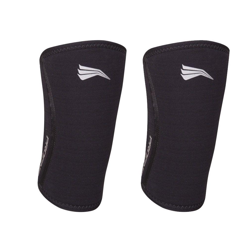 Joelheira de Proteção para Crossfit, MMA, Musculação - Neoprene 7mm- Progne