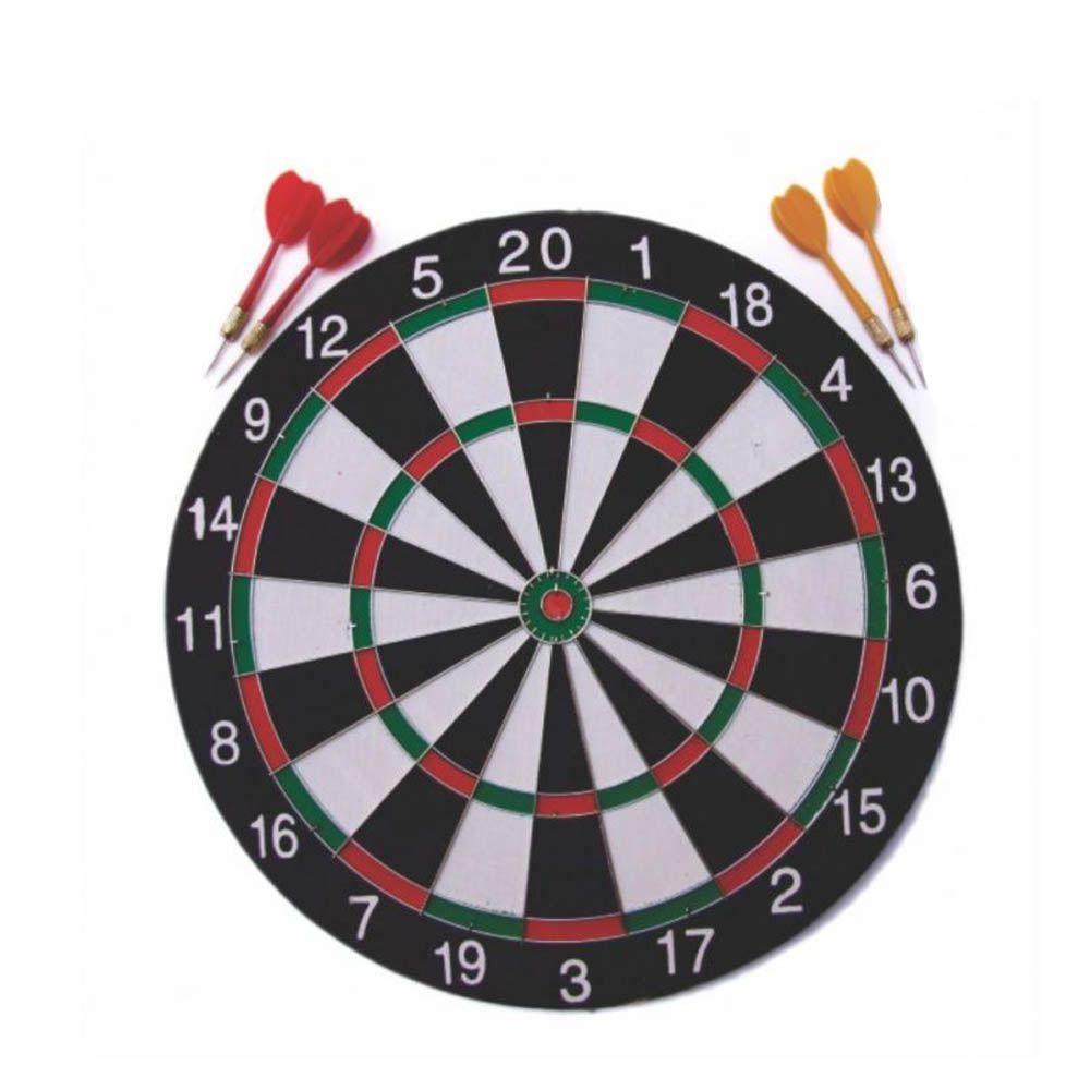 Jogo de Dardos / Tabuleiro - Dupla Face - DB12 - 4 Dardos - Ying  - Loja do Competidor