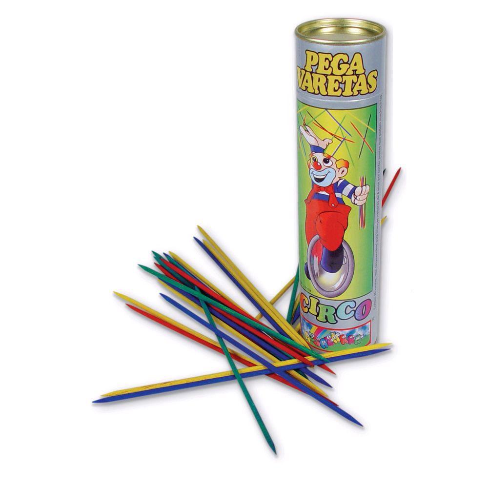 Jogo Pega Varetas - Mini Toys - 4810 - Pentagol