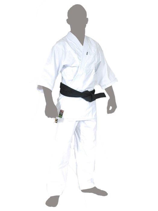 Kimono Aikido Start - Branco - Adulto - Shiroi