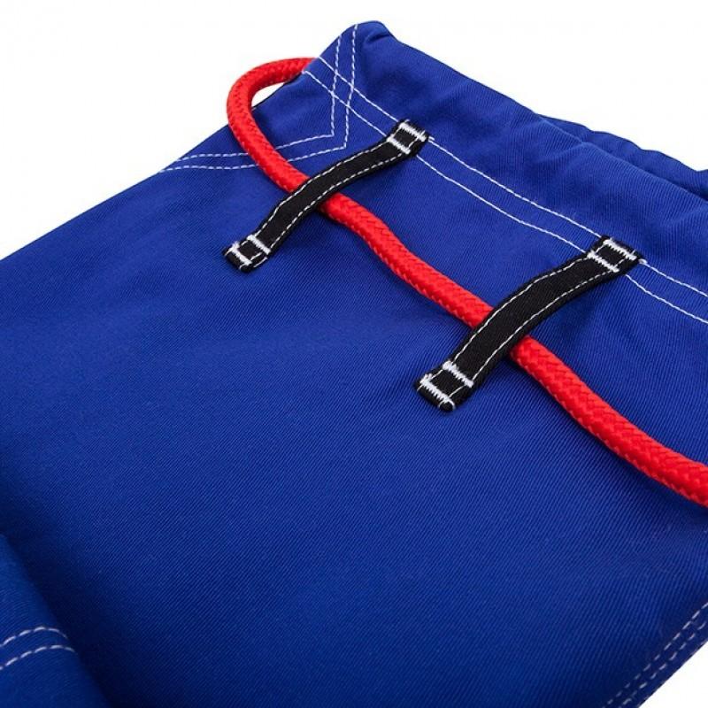 Kimono Jiu Jitsu - Challenger 2.0 - Trancado - Venum - Azul  - Loja do Competidor